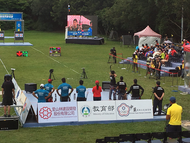 Asia Cup Stage III in Taipei