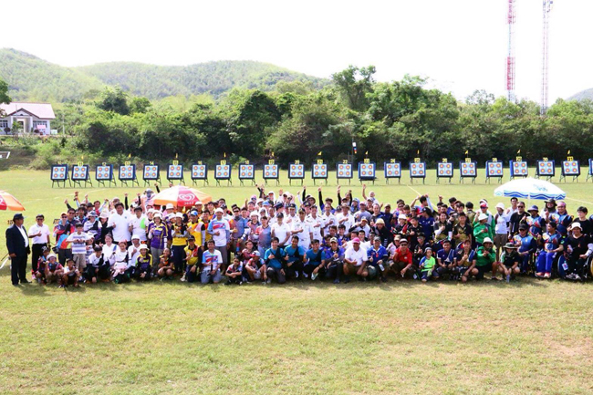 Navy Archery Open 2017