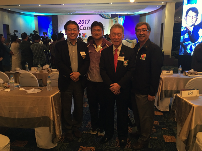 2017 World Archery Asia Federation Congress