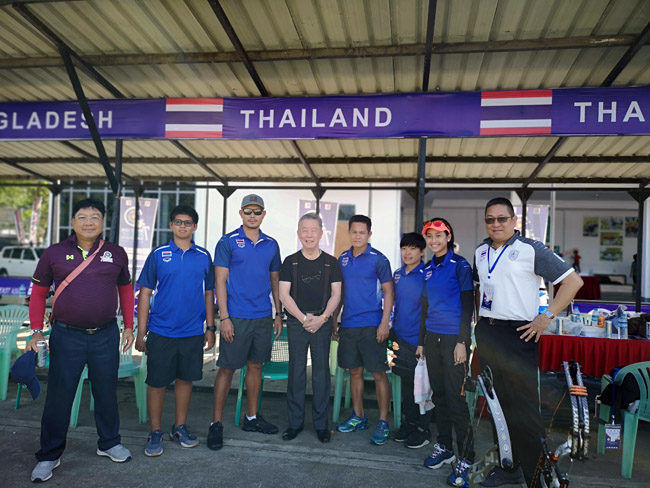 7th South East Asian Open Archery