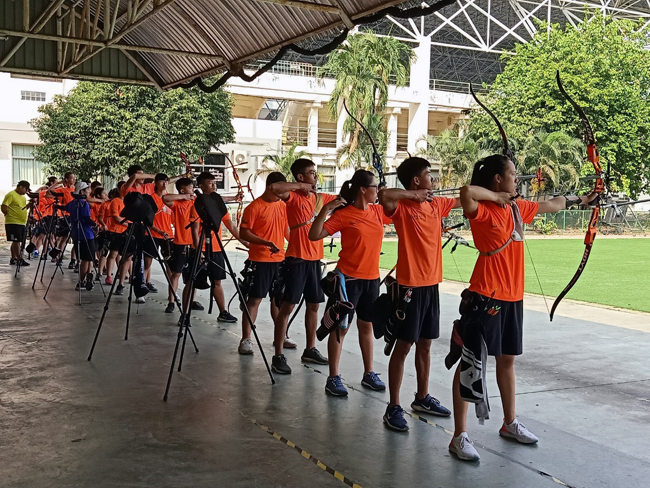 Taiwan Archery Training Camp